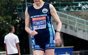 BRS Heather Lee - Winning Gold at 90