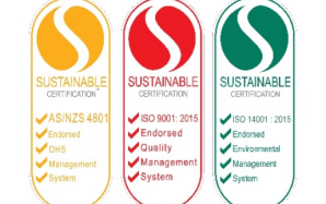 Barker Ryan Stewart ISO Accreditation – ISO 14001:2015, ISO 9001:2015, AS/NZ 4801